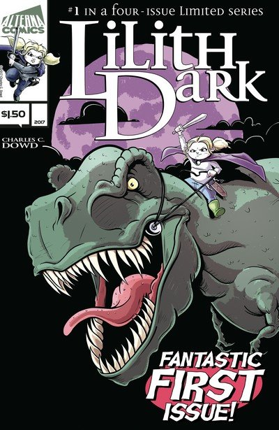 Lilith Dark #1 – 4 (2017)