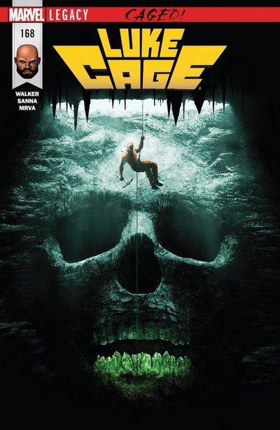 Luke Cage #168 (2017)