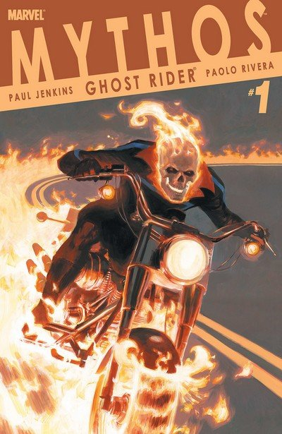 Mythos – Ghost Rider #1 (2007)