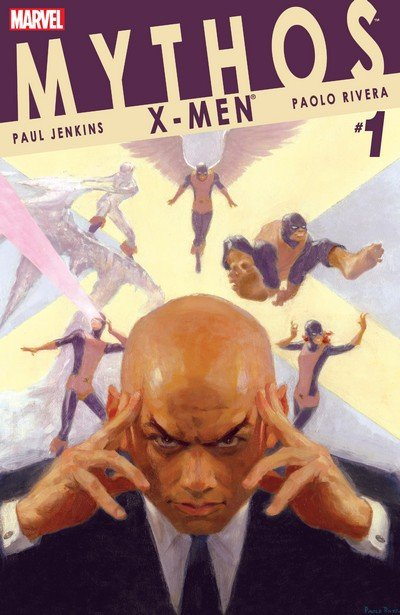 Mythos (Collection) (2006-2008) (Marvel)