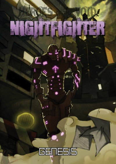 Nightfighter – Genesis Vol. 1 (2015)