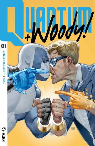 Quantum and Woody! #1 (2017)