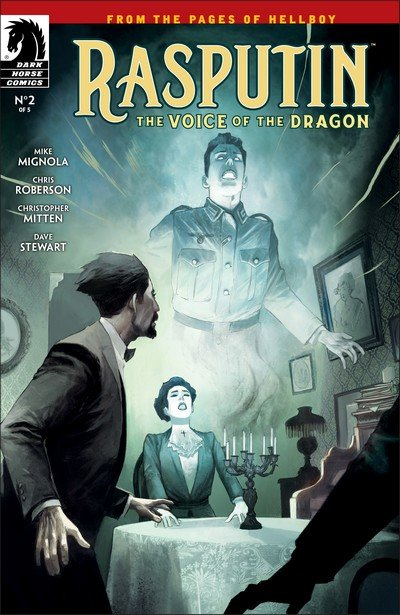 Rasputin – The Voice of the Dragon #2 (2017)