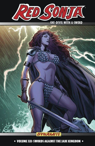 Red Sonja Vol. 12 – Swords Against the Jade Kingdom (TPB) (2013)