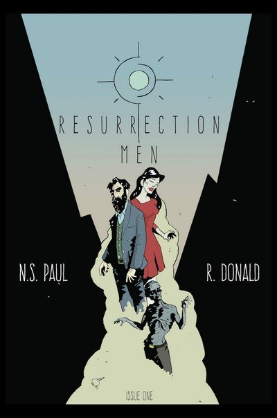 Resurrection Men #1 – The Special Edition (2017)