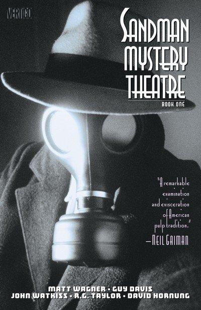 Sandman Mystery Theatre Book 1 – 2 (2016)