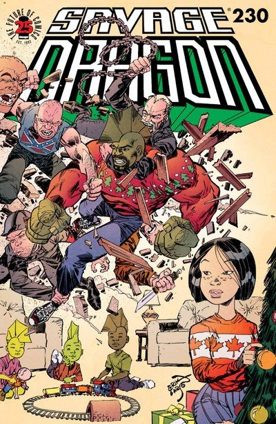 Savage Dragon #230 (2017)