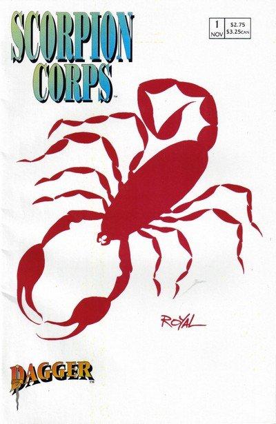 Scorpion Corps #1 – 7 (1993-1994)