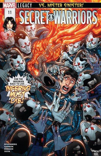 Secret Warriors #11 (2017)