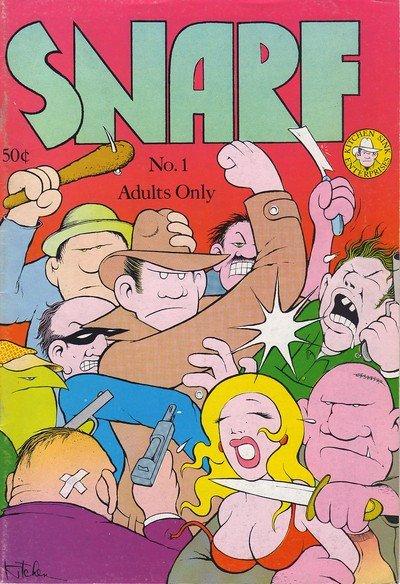 Snarf #1 – 15 (1972-1990)