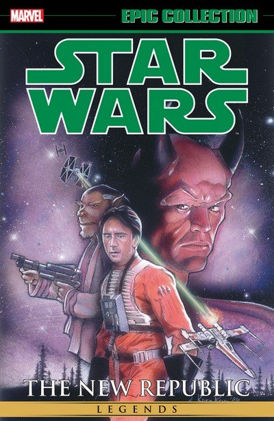 Star Wars Legends Epic Collection – The New Republic Vol. 3 (2017)