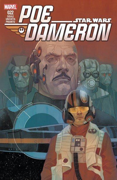 Star Wars – Poe Dameron #22 (2017)