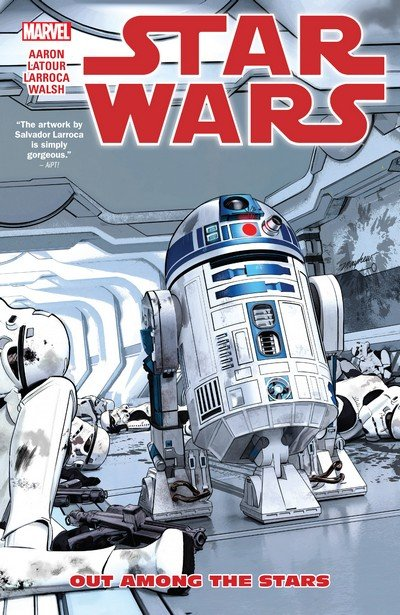 Star Wars Vol. 6 – Out Among The Stars (TPB) (2017)