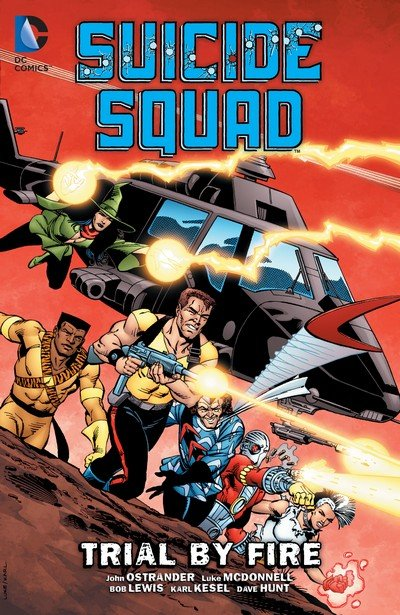 Suicide Squad Vol. 1 – 7 (TPB) (2015-2017)
