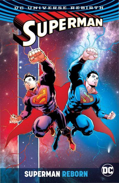 Superman – Reborn (Story Arc – Reading Order) (2016-2017)
