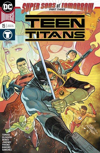 Teen Titans #15 (2017)