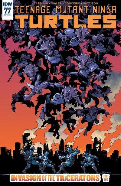 Teenage Mutant Ninja Turtles #77 (2017)