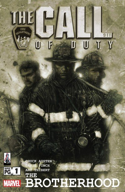 The Call of Duty – Brotherhood #1 – 6 (2002-2003)