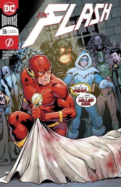 The Flash #36 (2017)