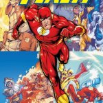 The Flash – Rogue War (TPB) (2006)