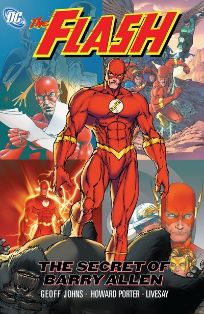The Flash – The Secret of Barry Allen (TPB) (2005)
