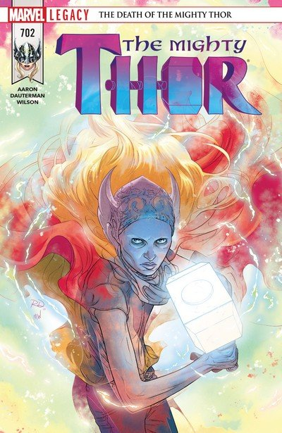 The Mighty Thor #702 (2017)