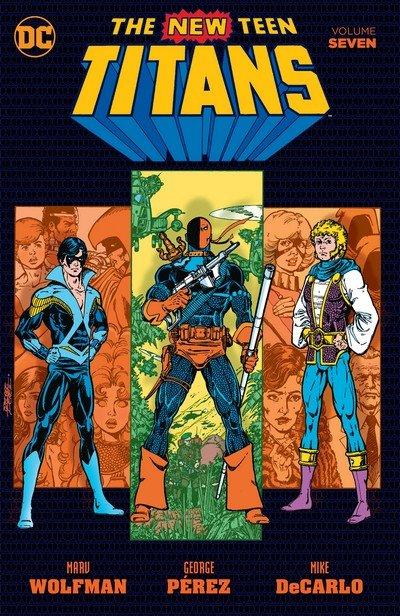 The New Teen Titans Vol. 7 (TPB) (2017)