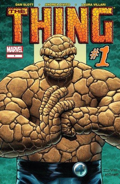 The Thing Vol. 2 #1 – 8 + TPB (2006)