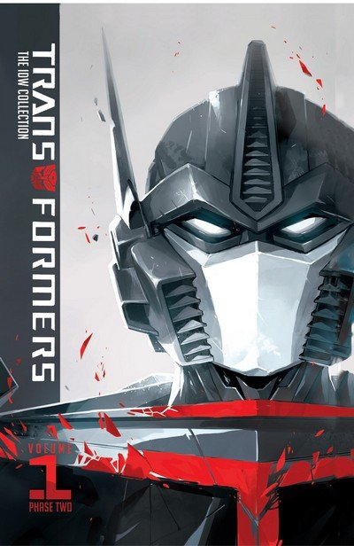 Transformers – IDW Collection – Phase Two Vol. 1 (TPB) (2014)