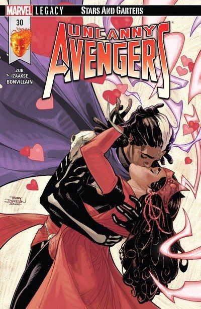 Uncanny Avengers #30 (2017)