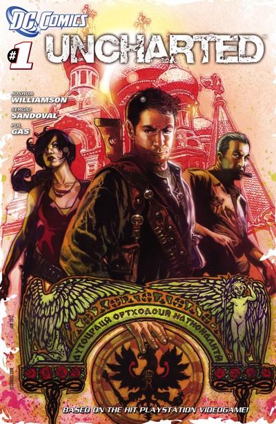 Uncharted #1 – 6 (2012)