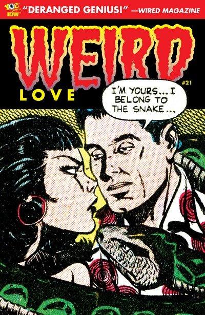 WEIRD Love #21 (2017)