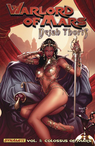 Warlord of Mars – Dejah Thoris Vol. 1 – The Colossus of Mars (2012)