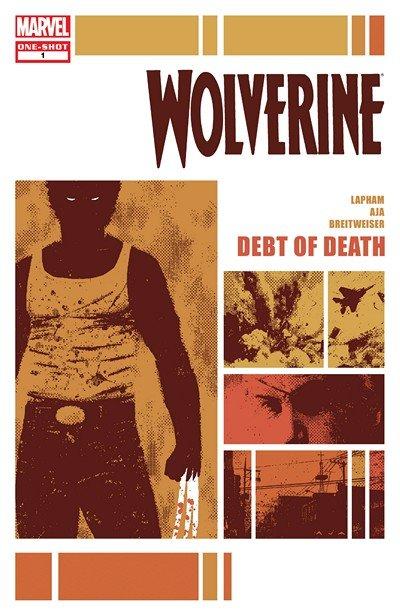 Wolverine – Debt of Death #1 (2011)