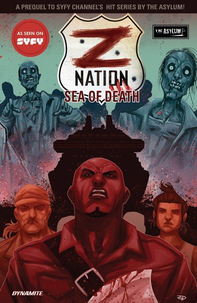 Z Nation Vol. 1 – Sea of Death (TPB) (2017)