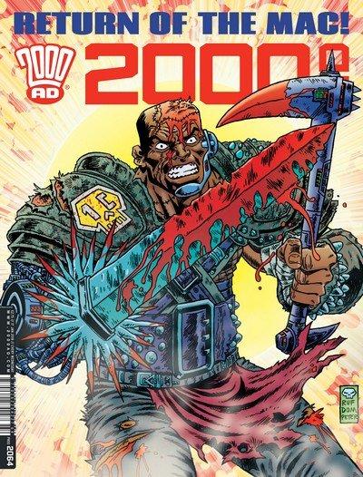 2000AD #2064 (2018)