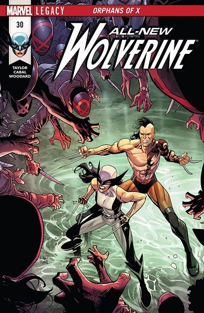 All-New Wolverine #30 (2018)