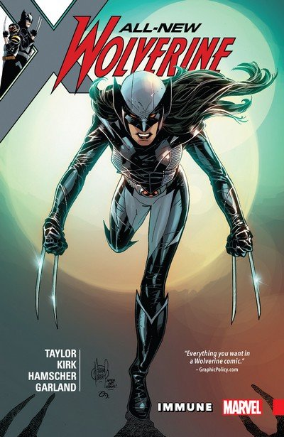 All-New Wolverine Vol. 4 – Immune (TPB) (2018)