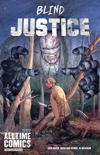 All Time Comics – Blind Justice #2 (2018)