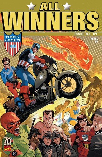 All-Winners Comics – 70th Anniversary Special (2009)