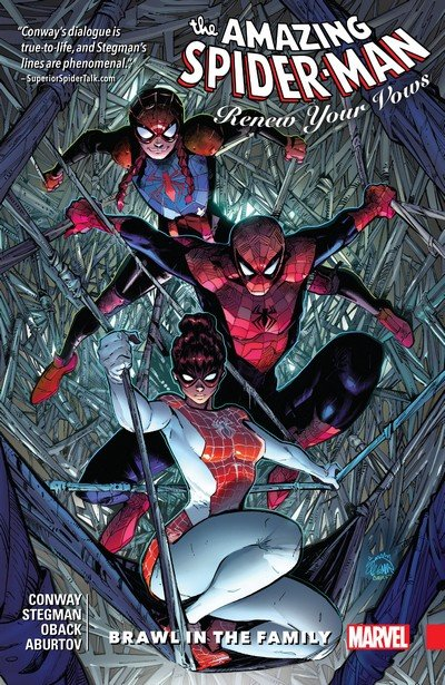 Amazing Spider-Man – Renew Your Vows Vol. 2 TPB – Vol. 1 – 4 (2017-2019)