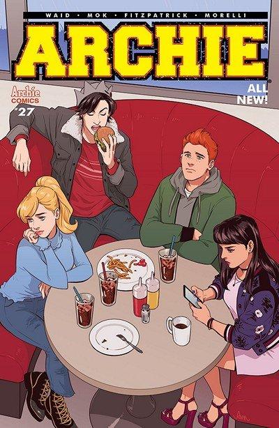 Archie #27 (2018)
