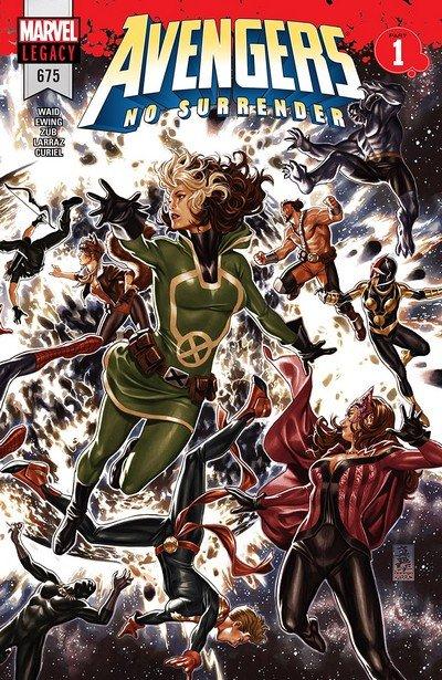 Avengers #675 (2018)