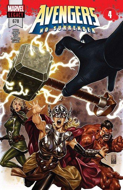 Avengers #678 (2018)
