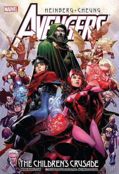 Avengers – The Children's Crusade (TPB) (2012)