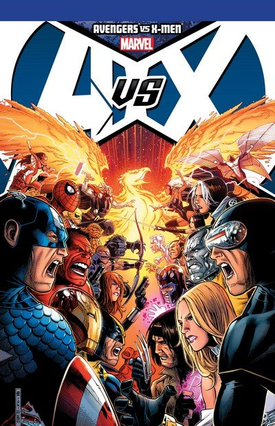 Avengers Vs. X-Men Collected Edition (2013)
