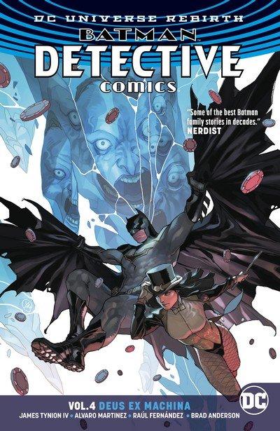 Batman – Detective Comics Vol. 4 – Deus Ex Machina (TPB) (2018)