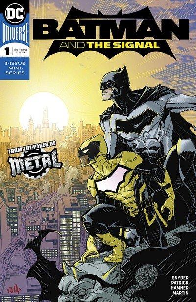 Batman & the Signal #1 (2018)
