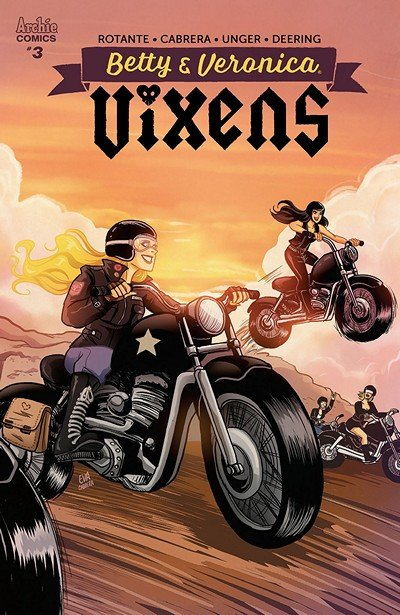 Betty And Veronica – Vixens #3 (2018)