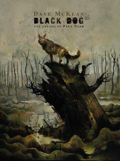 Black Dog – The Dreams of Paul Nash (TPB) (2016)
